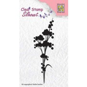 Stempel / clear stamps silhouet 011