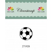 Stempel / clear stamps fodbold