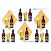 3D ark øl