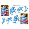 3D ark delfiner
