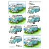 3D ark folkevognsbus