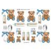 3D ark baby ting med bamser til drenge