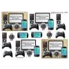 3D ark PC, ipod, spillekonsol, mobil, bærbar