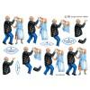 3D ark ældre dans