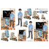 3D ark rulleskøjter, pc og mobil