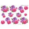 3D ark sommerblomster