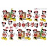 3D ark Mickey & Minnie ved julepejs
