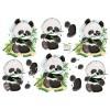 3D ark pandabjørn