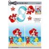 3D ark Ariel, Tumle og Sebastian