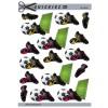3D ark fodboldbane, fodboldsko og bold