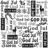 Embossing folder God Jul