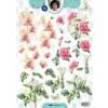 3D ark blomster udstanset