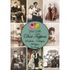 Dixi Craft papir med gamle familiebilleder - 7x10 cm - sort/hvid - 24 ark