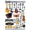 Musikinstrumenter til scrap