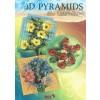 3D pyramide udstanset bog 39, 8 motiver