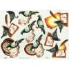 3D ark brevduer
