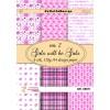 Felicita Design papirblok Girls will be Girls 6 ark A4