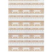 Basis papir A4 bryllup