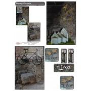 Easy Card kirke og cykel