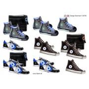 3D ark converse sko dreng