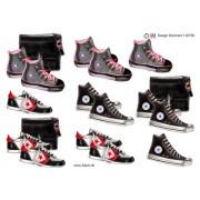 3D ark converse sko pige