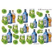 3D ark Gin & Lime