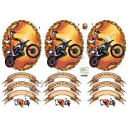 3D ark konfirmation motocross