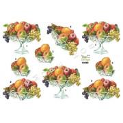 3D ark frugtskål