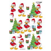 3D ark Anders And ved juletræ