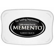 Stempelsværte sort - Tuxedo Black  8 x 5 cm