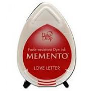 Stempelpude Memento Love Letter