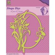 Nellie Snellen die - påskeliljer