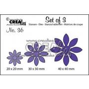 CREAlies dies - blomster