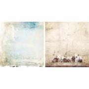 Studio Light Scrapbooking papir Winter Trails 30,5 x 30,5 cm. 03