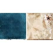 Studio Light Scrapbooking papir Winter Trails 30,5 x 30,5 cm. 04