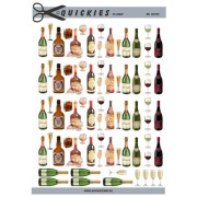 Vin, spirtus og glas til scrap