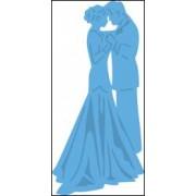 Marianne Design die - brudepar