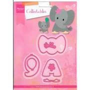 Marianne Design die - Elefant