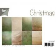 Joy papirblok A4 23 ark dobbeltsidet jul