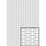 Tekstark A4 konfirmation sort på hvid