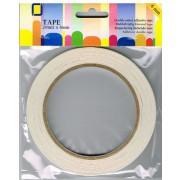 Tape dobbeltklæbende 6 mm x 20 m