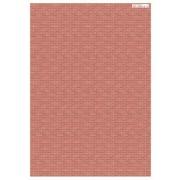 Baggrundspapir med røde mursten