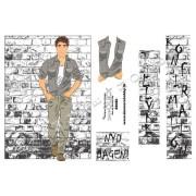 3D ark ung mand v. murstensvæg A5