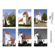 Klippeark kirker