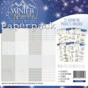 Precious Marieke papirblok 24 ark 15,2 x 15,2 cm.