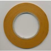 Tape dobbeltklæbende 3mm x 50m