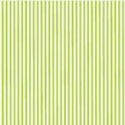 Kuvertpapir  28x28 cm  Lysegrøn streg