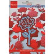 Marianne Design die - rose