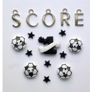 Scrap fodbolde og score